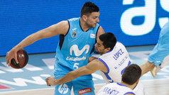 Liga ACB. Resumen: Estudiantes 80-79 Burgos