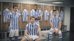 """El vídeo de la camiseta de la Real Sociedad para la final: """"Tu camino, nuestro camino..."""""""