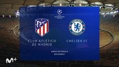 Champions League (octavos ida): Resumen y goles del Atlético 0-1 Chelsea