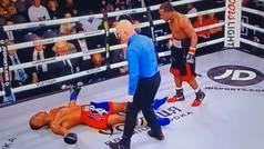 """El brutal KO de Charles Conwell que dejó a Patrick Day en """"estado crítico"""""""