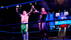 Espectacular victoria de Volador Jr. sobre Último Guerrero en la Arena México