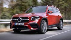 Mercedes-Benz GLB, una nueva opción SUV