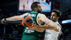 Resumen: Real Madrid 78-63 Panathinaikos