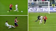 Theo no se atrevió a 'hacer un Valverde' y Morata marcó un golazo en una contra 'clónica'