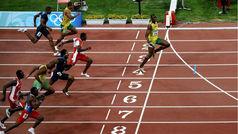 Hace 10 años de la victoria en 100 metros de Usain Bolt en los Juegos de Pekín