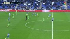 Gol de Duarte (p.p.) (1-3) en el Espanyol 1-3 Betis