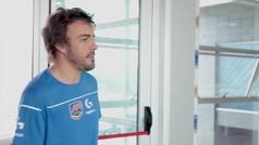 """Fernando Alonso: """"Me fascina conducir, por eso todavía no me retiro"""""""