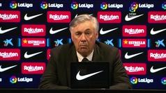 """Ancelotti: """"Este equipo tiene mucha calidad y hay que disfrutarlo"""""""
