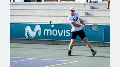 Murray ya prepara su debut en el Rafa Nadal Open
