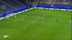 Gol de Taremi (1-0) en el Oporto 2-1 Juventus