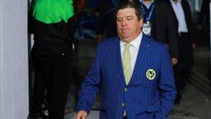 """Miguel Herrera: """"Me veo contento el domingo, ganando el partido"""""""