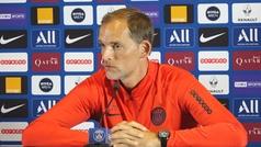 """Tuchel: """"La situación entre Neymar y el PSG sigue igual, si no se aclara no jugará"""""""