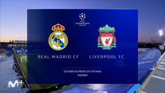 Champions League (1/4 ida): Resumen y goles del Real Madrid 3-1 Liverpool