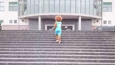 La versión española de las míticas escaleras de Rocky Balboa en Filadelfia está en Lugo