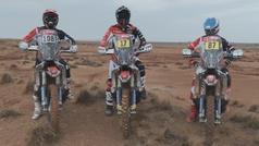 RIEJU compite en la categoría élite del Dakar