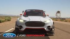 Ford Mustang Mach-E 1400: 1.400 cv para hacer drifting a lo loco