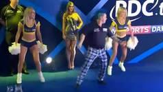 El famoso 'Walk On' de Peter 'Picadura de Serpiente' Wright... ¿el deportista más excéntrico?