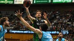 Liga ACB. Resumen: Joventut 86-78 Estudiantes