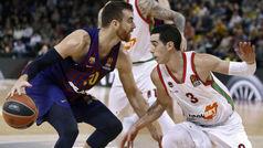 Resumen. Barcelona 77-67 Baskonia