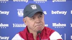 """Aguirre: """"Nos han chingado, somos últimos y los grandes nos zumban a dos jugadores"""""""