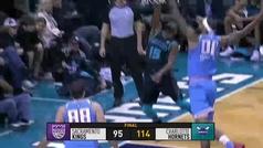 Hornets 114-95 Kings