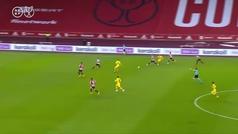 Gol de Messi (0-3) en el Athletic 0-4 Barcelona