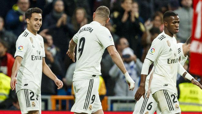 El Real Madrid deja vivo a un Barcelona sin Messi (1-1)
