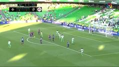 Gol de Oro (J37). Gol de Joaquín (2-1) en el Betis 2-1 Huesca