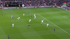 Gol de Oro (J33). Gol de Jordi Alba (2-1) en el Barcelona 2-1 Real Sociedad