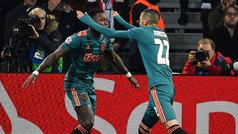Champions League (Grupo H): Resumen y goles del Lille 0-2 Ajax