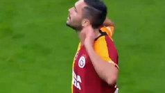 El show de Andone da el triunfo al Galatasaray antes de recibir al Madrid