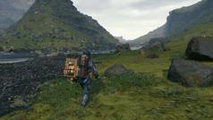 'Death Stranding': Gameplay tráiler