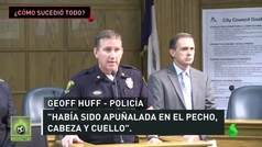 Salen a la luz detalladas informaciones policiales del asesinato de la golfista Celia Barquín