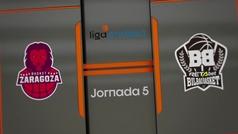 Liga ACB. Resumen Zaragoza 84-61 Bilbao