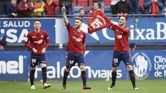 LaLiga 123 (J40): Resumen y goles del Osasuna 2?0 Las Palmas