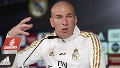 """Zidane: """"¿Yo ídolo de Mbappé? El ejemplo ahora es él"""""""