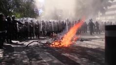 Las protestas en México se intensifican por muerte de un detenido