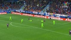 Minuto Gol de Charles (4-2) en el Eibar 4-4 Levante