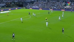 Gol de oro: Gol de Benzema (0-1) en el Celta 2-4 Real Madrid