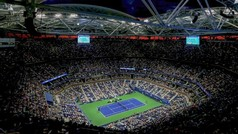 Flushing Meadows se transformará en un hospital con 350 camas