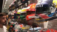 """El emotivo vídeo de 'despedida' de Fernando Alonso: """"Querida Fórmula 1"""""""
