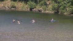 Las empresas de deporte de aventura en Asturias no dan abasto