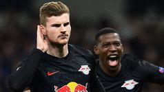 Champions League (octavos, ida): Resumen y gol del Tottenham 0-1 RB Leipzig