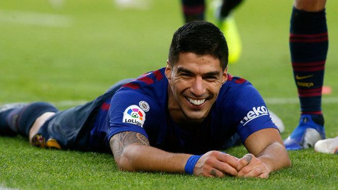 Barcelona Vs Real Madrid Luis Suárez Agota Las Vidas De Lopetegui Laliga Santander
