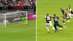 De locos es poco: Kane la clava desde el centro del campo en el 93' para ganarle a la Juventus