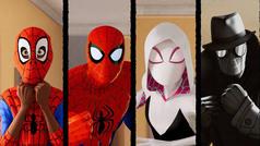 'Spider-Man: Un Nuevo Universo', revelan el cameo secreto de Stan Lee