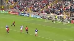 6º El gol de Alfonso que asombró al mundo
