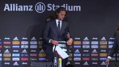 """Rabiot: """"Jugar con Cristiano Ronaldo pesó en mi decisión de venir a la Juventus"""""""