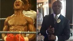 Chris Eubank, de gran leyenda del boxeo a oficial de Policía
