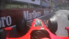 """Así fue el lío Alonso-Schumacher en Mónaco 2006: """"Quizá podamos crear una bandera amarilla"""""""